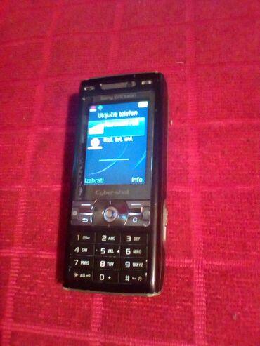 Sony Ericsson | Srbija: Sony Ericsson,K800i,Cyber Shot,,radi na svim mrezamasa punjacem