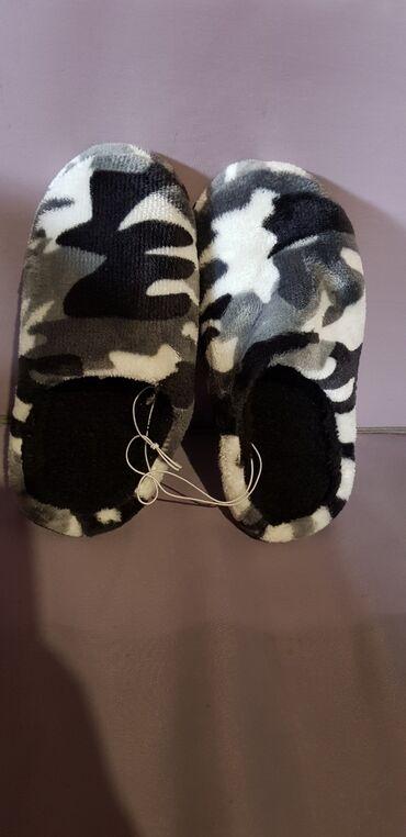 Sobne papuce za decake,nove, velicina 35-36