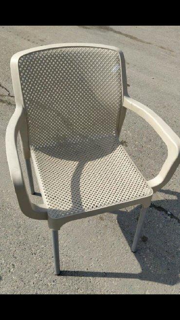 açılıb yığılan oturacaqlar kreslolar - Azərbaycan: Oturacaq kreslo plastik ayağı dəmir 40 azn başqa çeşidlərimiz var