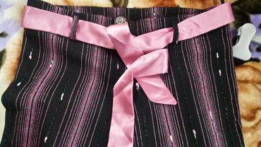 Svecane pantalone - Srbija: Preslatke kapri svecane pantalonice Velicina pise 38