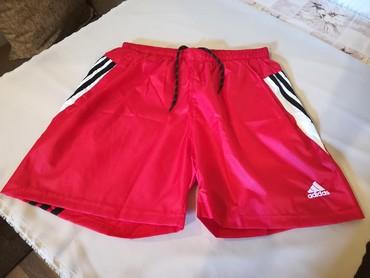 Novi muski sorts Adidas. Vrlo dobar muski sorts za muskarce svih - Belgrade
