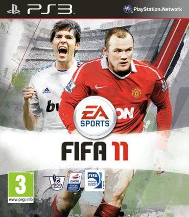 """Bakı şəhərində """"fifa 11"""" playstation 3"""