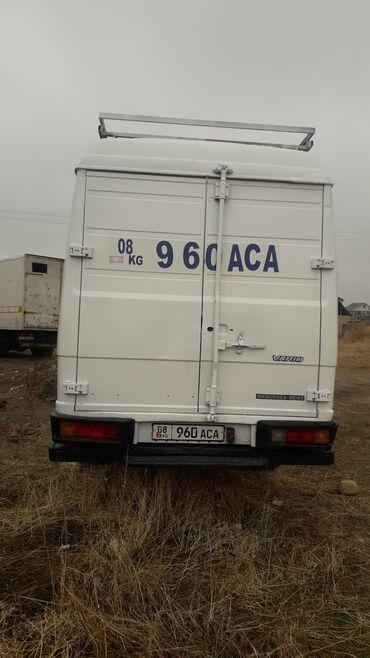 Мерседес гигант 814 в бишкеке - Кыргызстан: Мерс гигант 814. состояние среднее. есть спальний