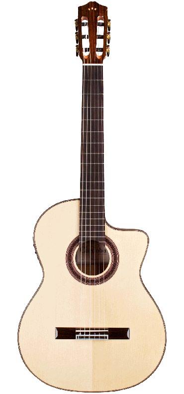 CORDOBA klassik gitara Model:GK-STUDIO Canta hediyye