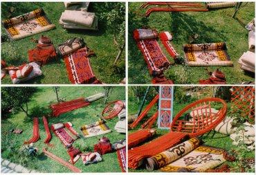 Продается юрта ручной работы, в Бишкек