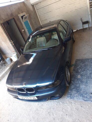 2002 bmw - Azərbaycan: BMW 5 series 2 l. 2002   270000 km