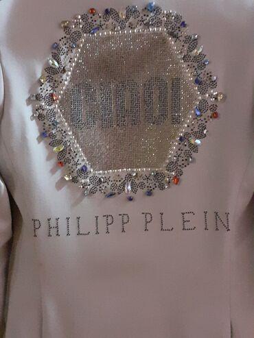 Sako original Philipp Plein -skroz novna ledjima ima uradjeno od