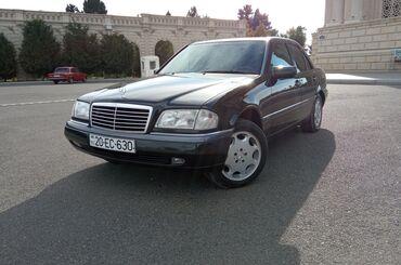 brilliance m2 1 8 at - Azərbaycan: Mercedes-Benz C 180 1.8 l. 1996 | 341000 km