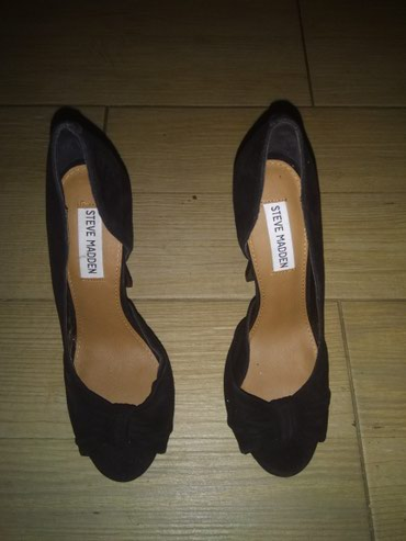 Zenske cipele STEVE MADDEN broj 38. Bez tragova koriscenja, samo - Krusevac