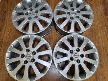 шредеры 16 на колесиках в Кыргызстан: BORBET диски R16. Opel. (5×110).Диски оригинальные Made in Germany