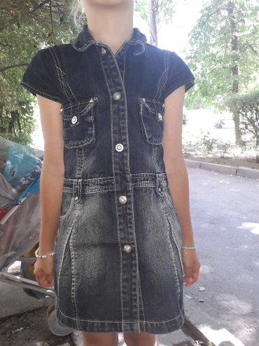 На девочку 7-9 лет состояние отличное  100 сом в Бишкек