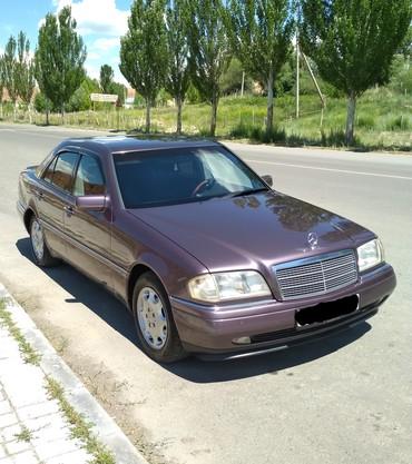 Mercedes-Benz C 280 1994 в Бишкек