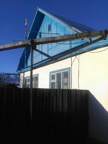 Продаю: дом в военно-антоновке, в Бишкек