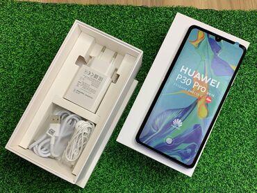 Huawei   P30 pro   8/256  новый/new   цена 40'000  Доставка по КР и Б