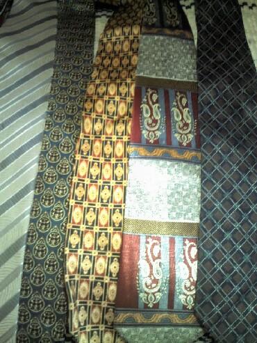 Svilene kravate vrhunskog kvaliteta 5kom za 1000 dinara - Belgrade