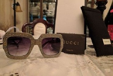 GUCCI GG0048S 002 T 54 25 - Exkluzivno  Made in Italy, by SAFILO, - Nis