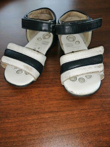 Chicco ортопедические кожаные босоножки, очень лёгкие удобные