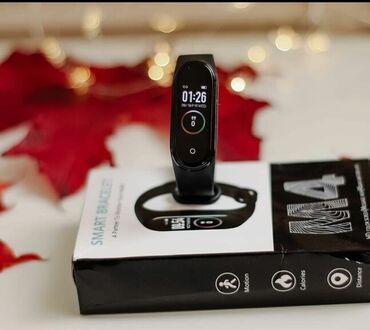 Smart браслет М4-для активного образа жизни.-Показывает Артериальное