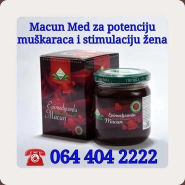 Macun Themra Med za potenciju muškaraca i stimulaciju žena. - Belgrade