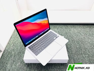 MacBook Air 13-inch-модель-A2337-процессор-Apple M1-оперативная