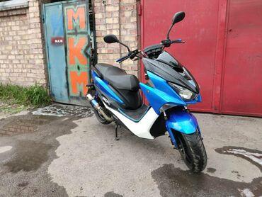 Мотоциклы и мопеды в Бишкек: Продаётся отличный скутер в отличном состоянии 170 куб
