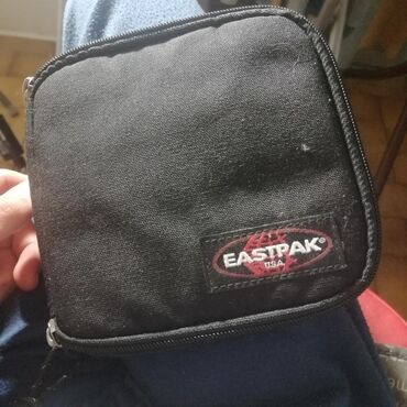 Eastpack CD holder. 24 discs capacity. Good condition