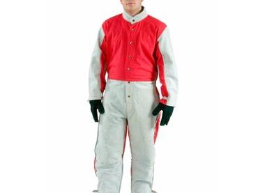 Другая мужская одежда в Бишкек: Костюм пескоструйщика (абразивоструйщика) защитный с