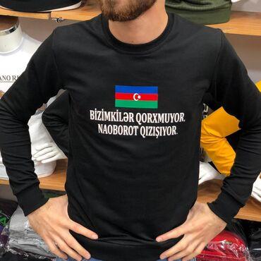 Qarabağ Azərbaycandır!köynəkləri.S,M,L,XL ölçüdə.Ünvan Babək