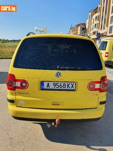 Volkswagen Sharan 1.9 l. 2008 | 390000 km