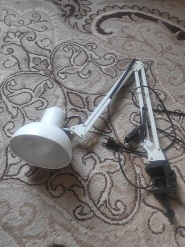 Услуги - Маевка: Продаю настольную лампу.Покупали для маникюра.Не пользовались даже.В