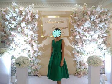Платья - Бишкек: Продаю платье, одевала всего раз