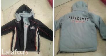 Waikiki zimska jakna sa dva lica, kao nova, br. 4 ali veci model - Belgrade