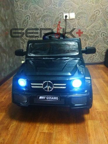 Машинка на аккумуляторе, детский в Бишкек
