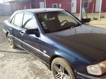 Mercedes-Benz C 180 2.2 л. 1998 | 330 км
