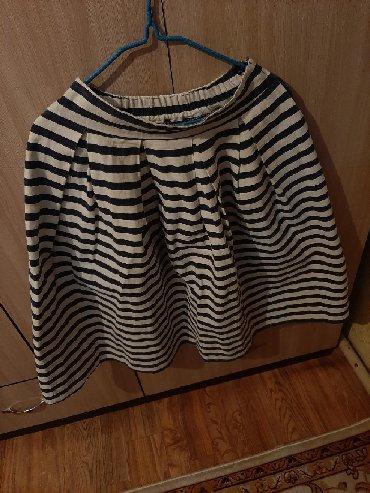 Очень классная юбка Шанель материал хлопок
