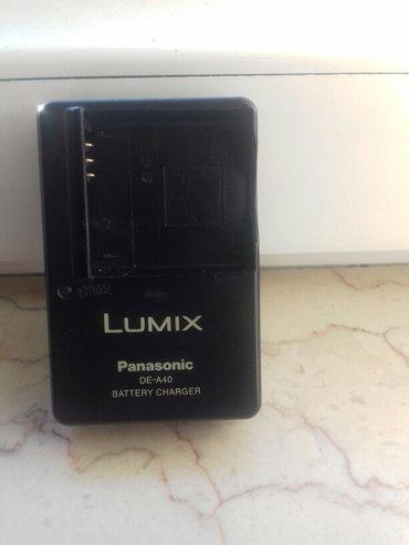 Bakı şəhərində Panasonic fotokamera adaptorun modeli.DE-A40