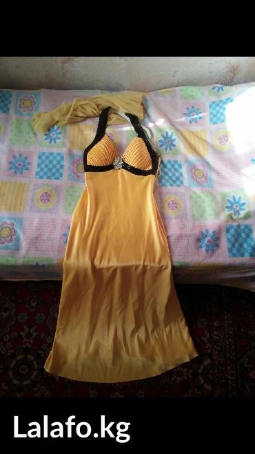 Продаю вечернее платье в пол. в Лебединовка
