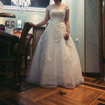 Шикарное платье ручной работы в Бишкек
