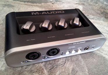 Продается Звуковая карта M - audio в в Бишкек