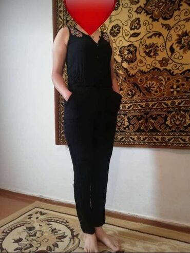 Женские брюки в Кара-Балта: WAIKIKI цветочный комбинезон 1000