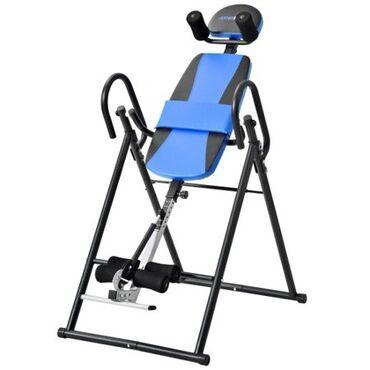 Инверсионный стол для лечения грыжи. Эффективно помогает
