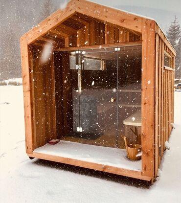 5260 elan | EV VƏ BAĞ ÜÇÜN HƏR ŞEY: SaunaSauna yigilmasiOutdur saunaDizayn Komputerdə 3d modelde