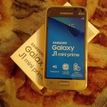 Mingəçevir şəhərində Tecili Satilir Samsung j1 mini prime Karopka telefondu cemi 7 gun