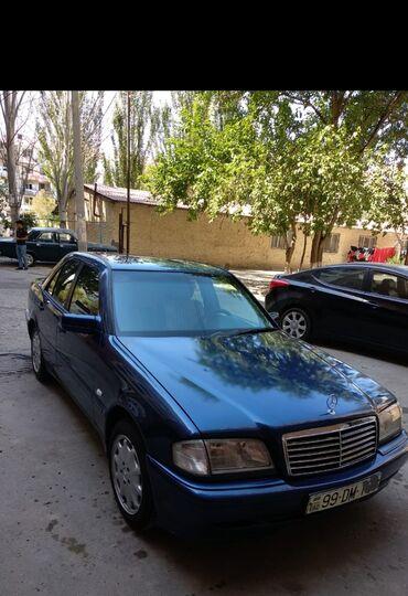 Mercedes-Benz Sumqayıtda: Mercedes-Benz C 180 1.8 l. 1999 | 225000 km