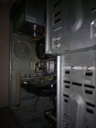 мощный системный блок. процессор xeon 4 ядра. озу 4 гига. карта радеон в Бишкек