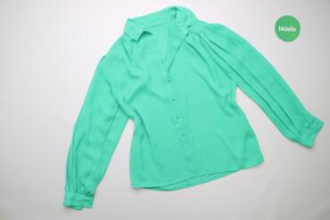 Жіноча однотонна блуза     Довжина: 61 см Ширина плечей: 40 см Рукав