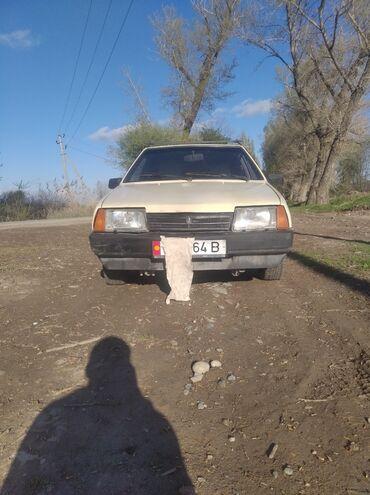купить прицепы в Кыргызстан: ВАЗ (ЛАДА) 2109 1.5 л. 1989 | 2022 км
