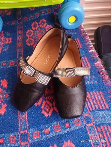 Оригинальные туфли балетки 31 размер, в Бишкек