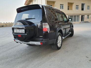İşlənmiş Avtomobillər Azərbaycanda: Mitsubishi Pajero 3 l. 2007 | 190000 km