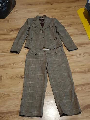 Sako-i-pantalone - Srbija: More&More komplet sako 38 i pantalone trofrtaljke br 49